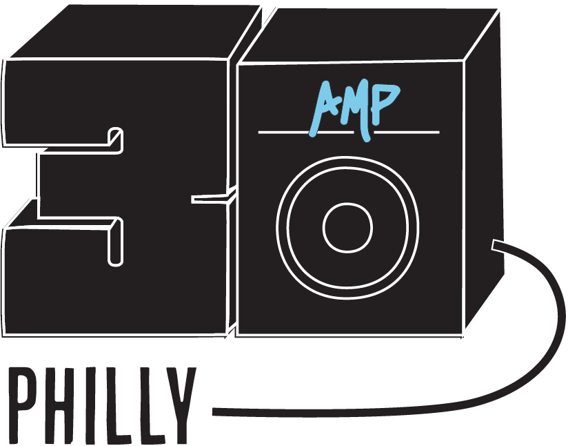 30 Amp Philly logo